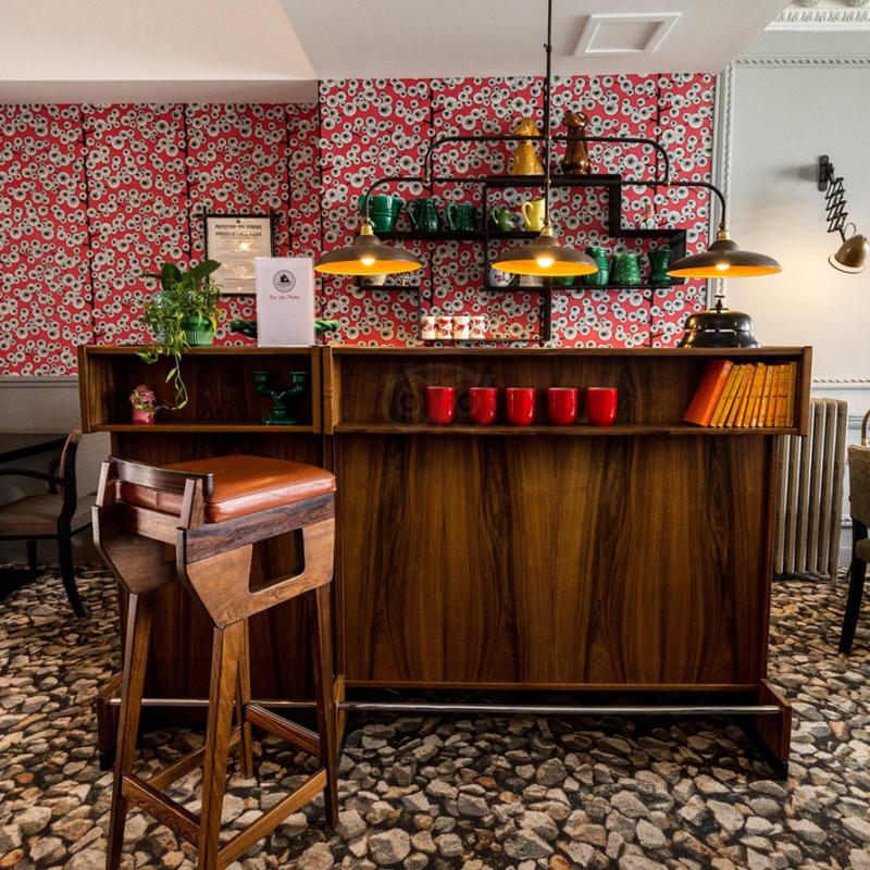 bar hôtel de charme à Saint Valery sur Somme