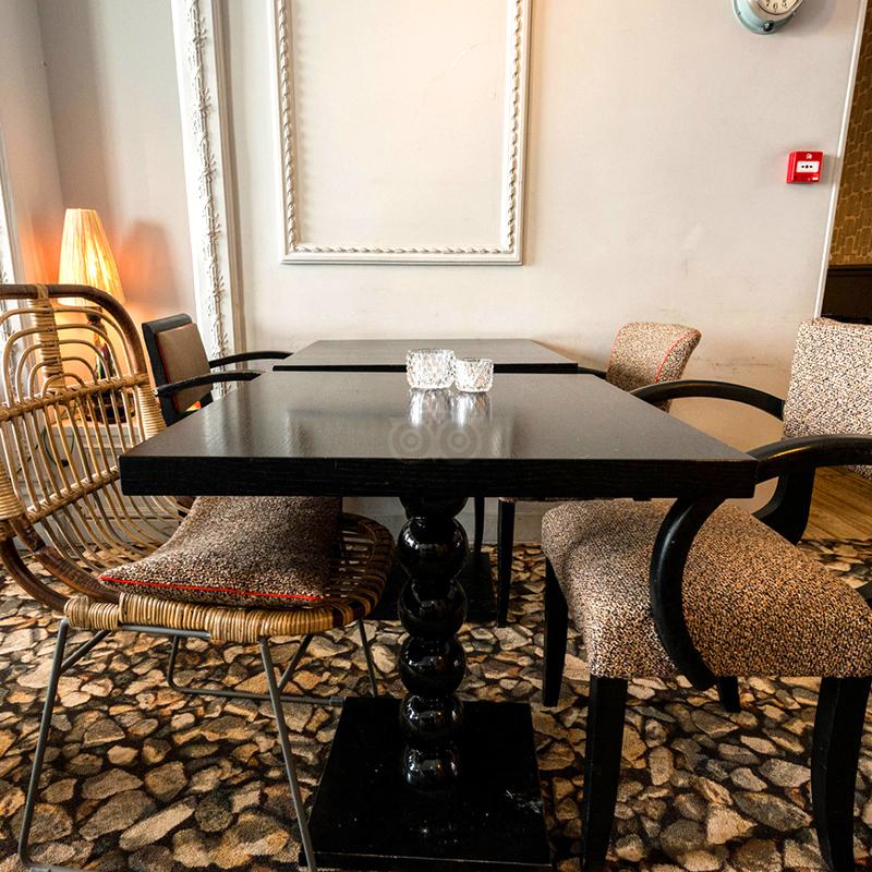 bar hôtel dans la Baie de Somme