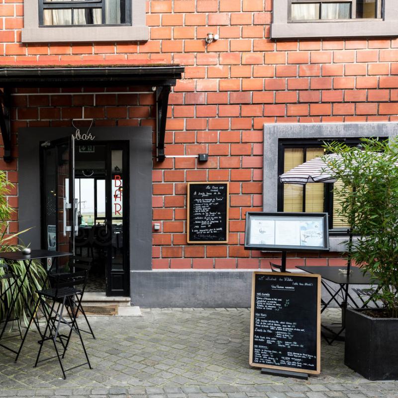 bar hôtel de charme en Baie de Somme
