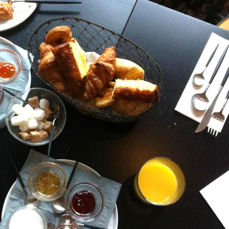 petit déjeuner restaurant hôtel à Saint Valery sur Somme