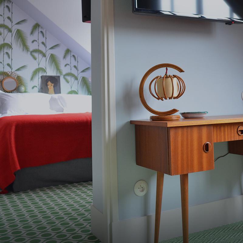 hotel de charme baie de somme suite familiale de l 39 h tel les pilotes. Black Bedroom Furniture Sets. Home Design Ideas