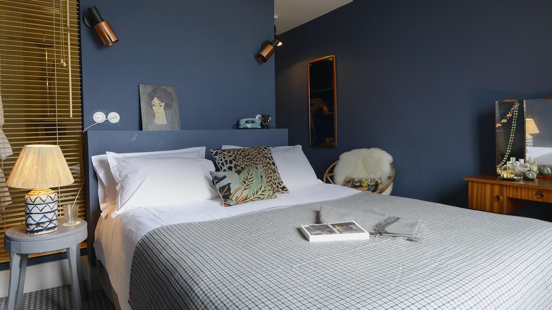 chambre hôtel dans la Baie de Somme